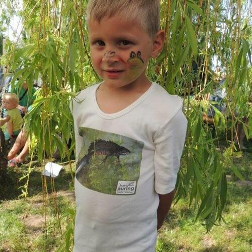 Auch unter den Kindern gibt es schon Experten! Foto: U.Nüsken